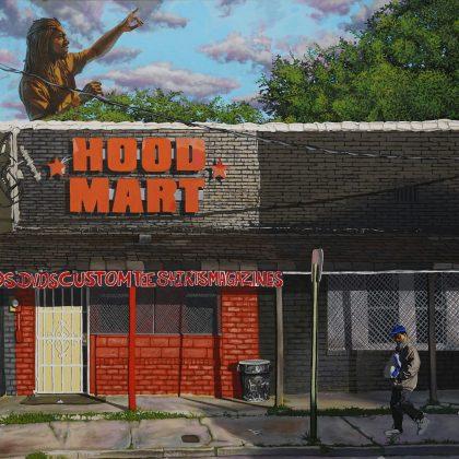 Hood Mart (1 for 5, 3 for 10)