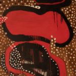 Cascade of the Spirit Oil on Canvas30 x 40