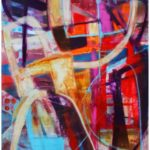 Anthony Liggins Acrylic on Canvas40 x 30
