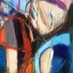 Anthony Liggins Acrylic on Paper48 x 36